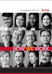 CATIE Annual Report 2010-2011