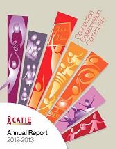 CATIE Annual Report 2012-2013