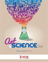 CATIE Annual Report 2011-2012