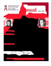 CATIE Annual Report 2001-2002