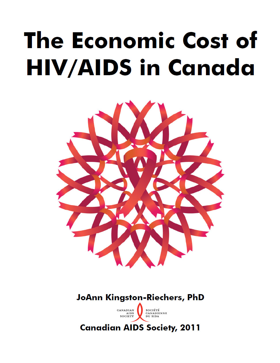 The Economic Cost of HIV/AIDS in Canada