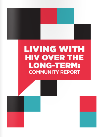 Living with HIV Over the Long-Term: Community Report