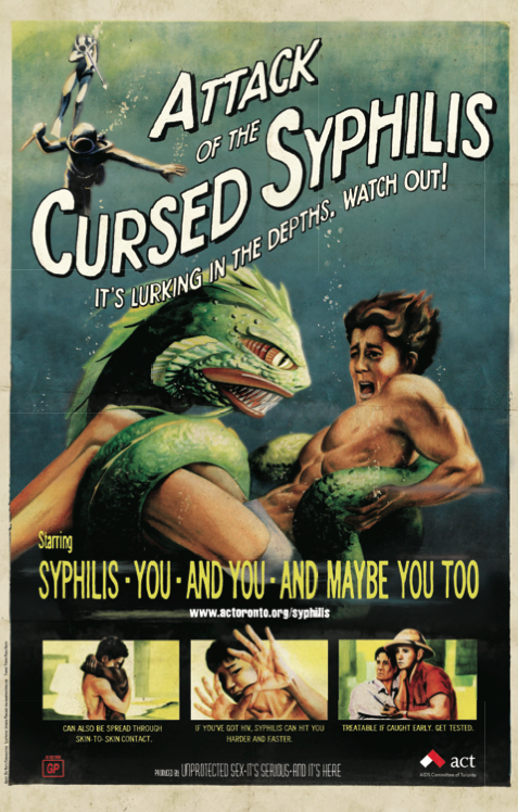 Attack of the Cursed Syphilis