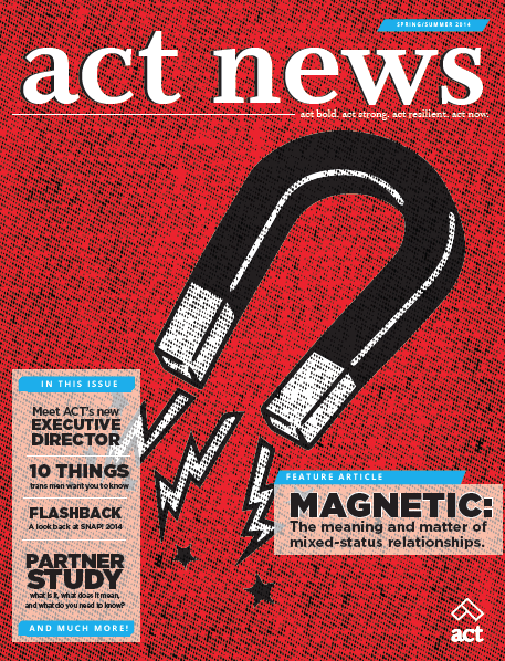 ACT News: Magnetic (Spring/Summer 2014)