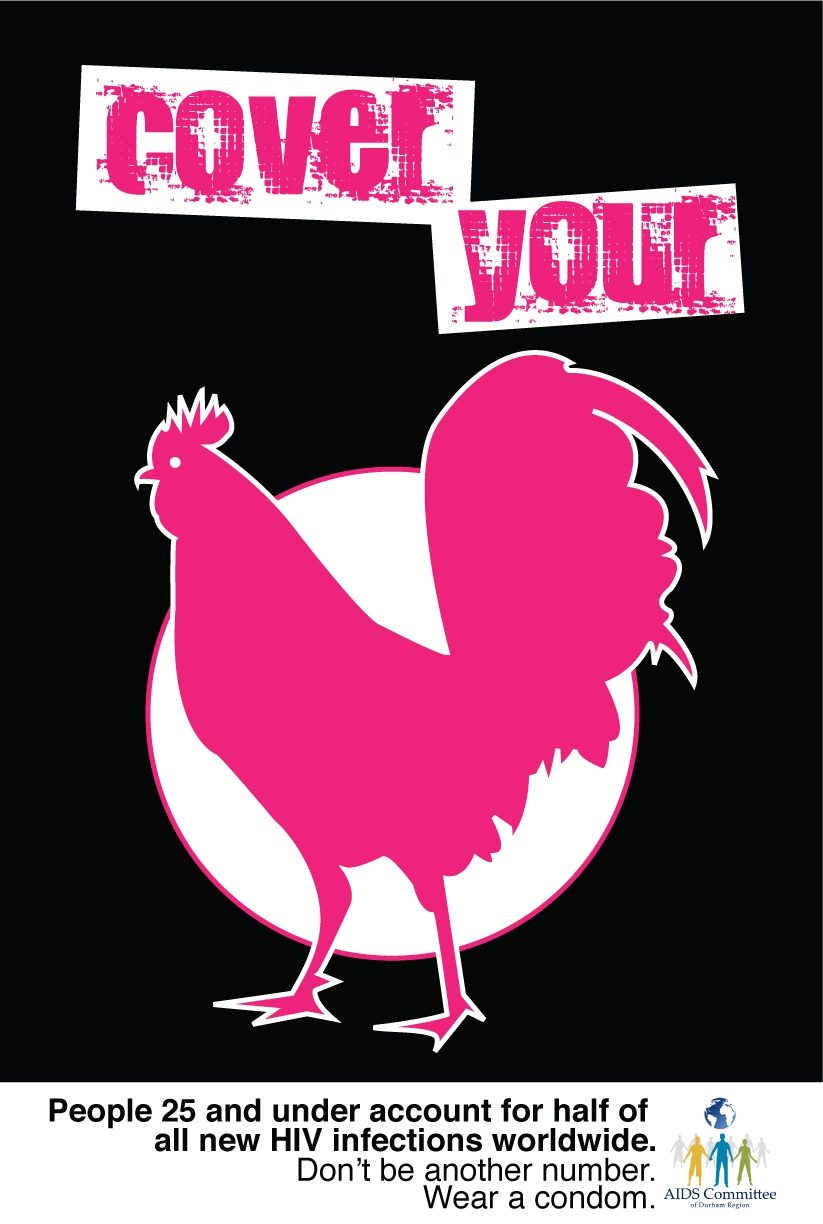 Cover Your Cock & Protect Your Pussy Campaign