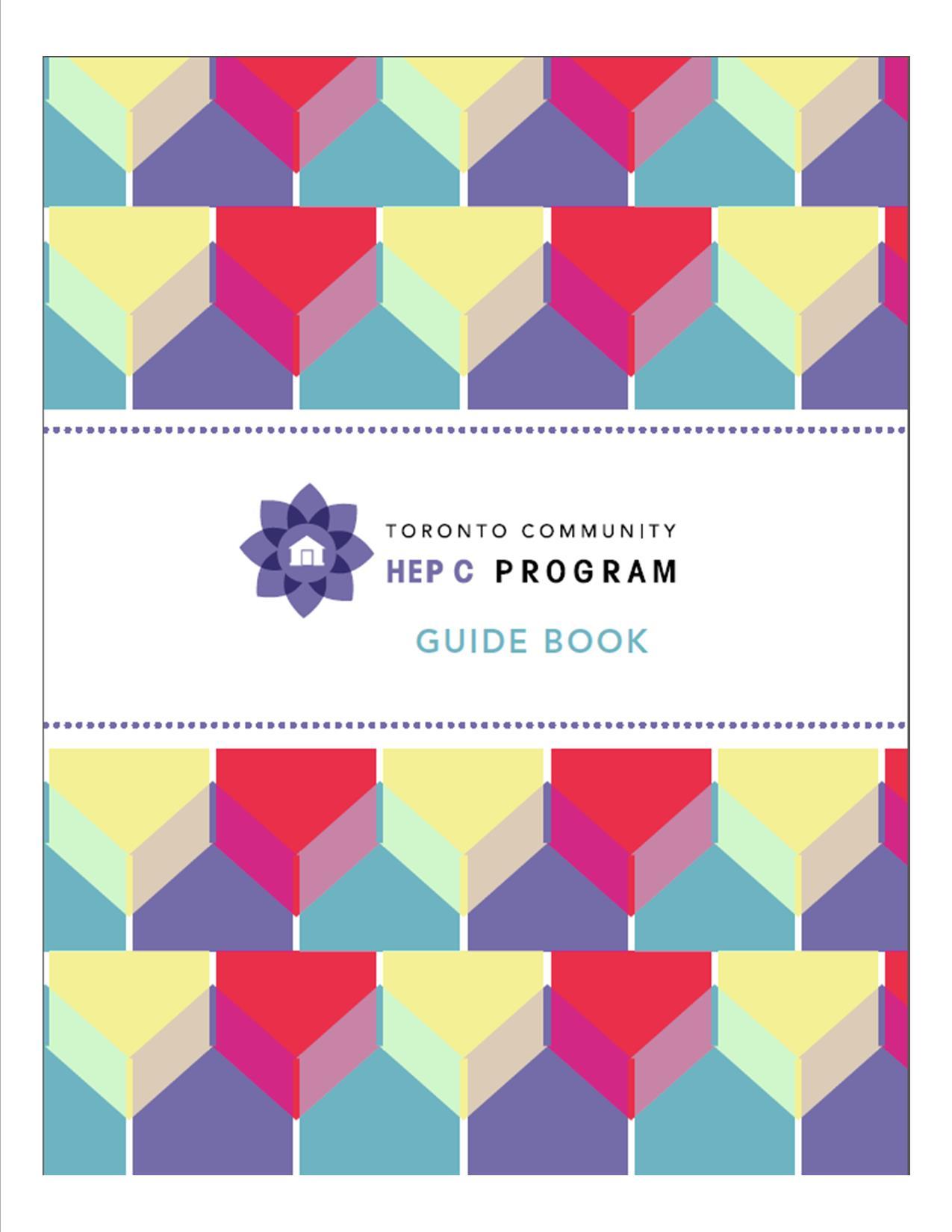 Toronto Community Hep C Program Guide Book