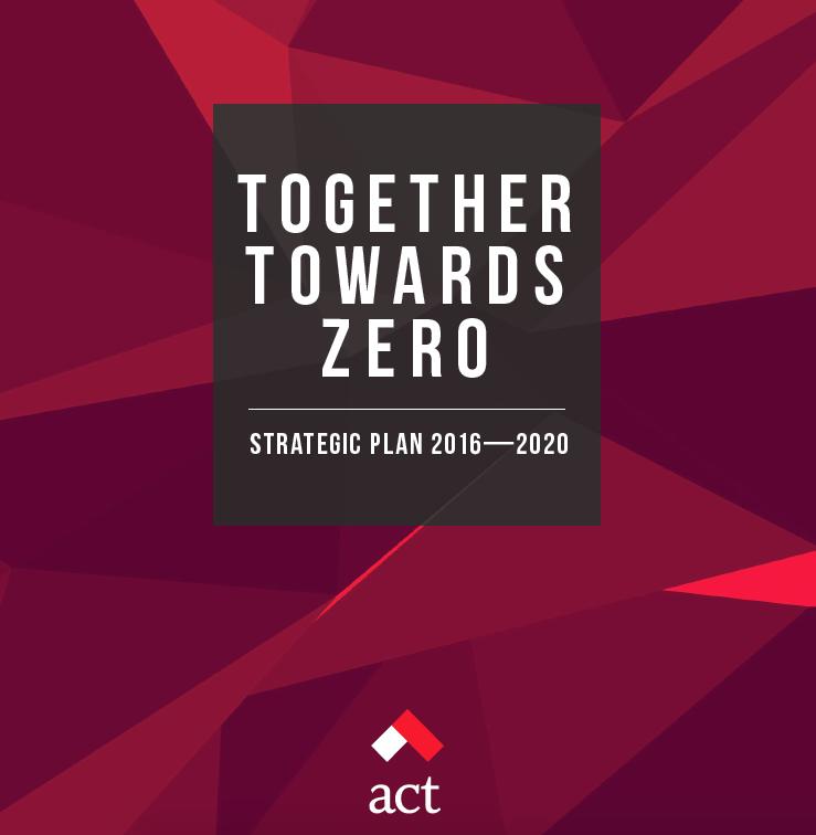 ACT Strategic Plan 2016-2020