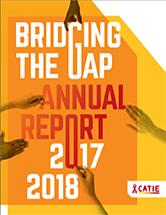 CATIE annual report 2017-18