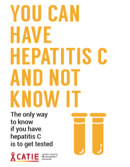 You can have hepatitis C and not know it