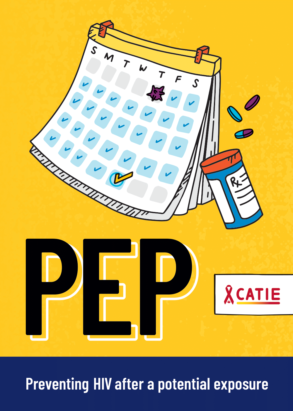 PEP: Preventing HIV after a potential exposure