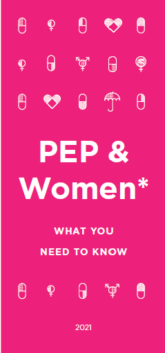 PEP & Women: What You Need to Know